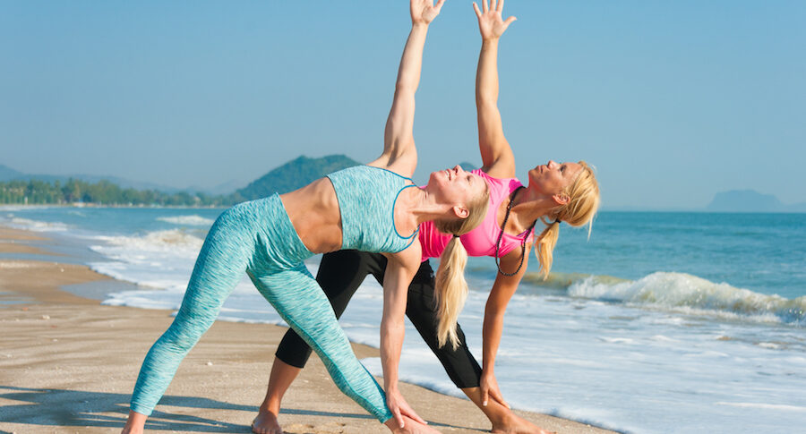 Yogahelg i charmiga Mariefred