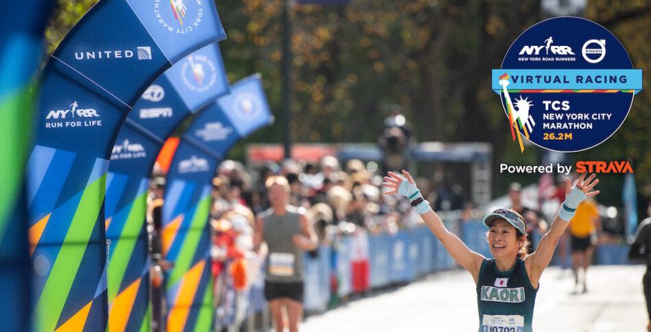 Spring världens största marathon – Virtual TCS New York City Marathon!