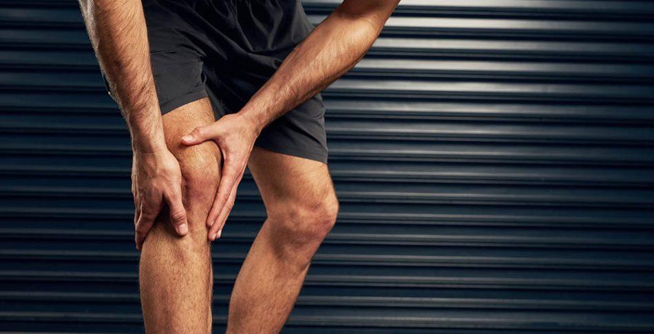 Löparknä – vad ska man göra?