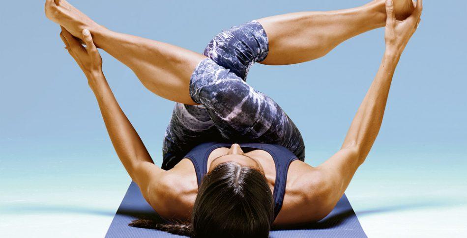 Åtta yogapositioner som alla löpare borde testa!