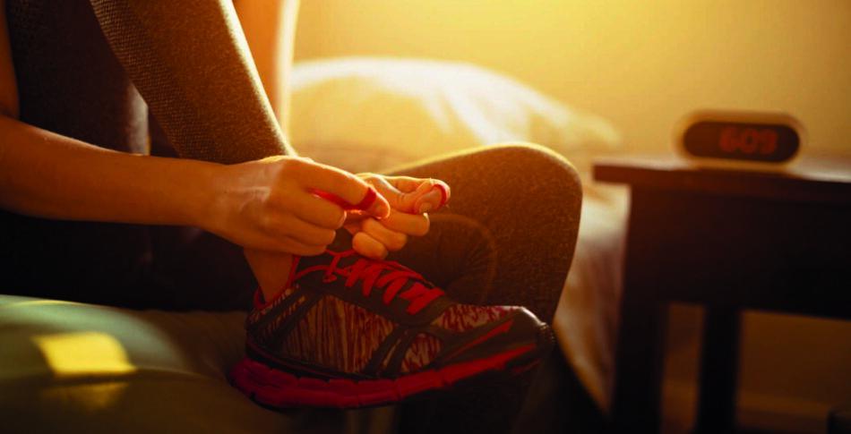Så kommer du igång med löpningen – och fortsätter!