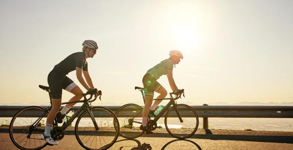 5 nycklar till mer balans i din cykelträning