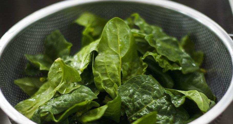 Ät mer gröna blad