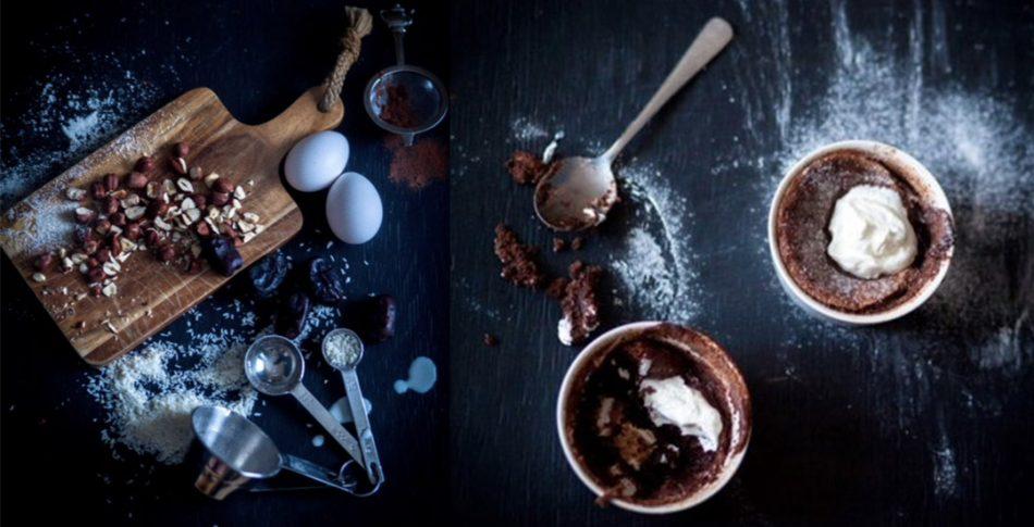 Chokladkaka black bean